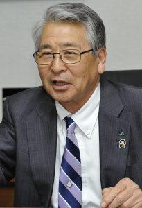 JA共済連 経営管理委員会会長 市村幸太郎 氏