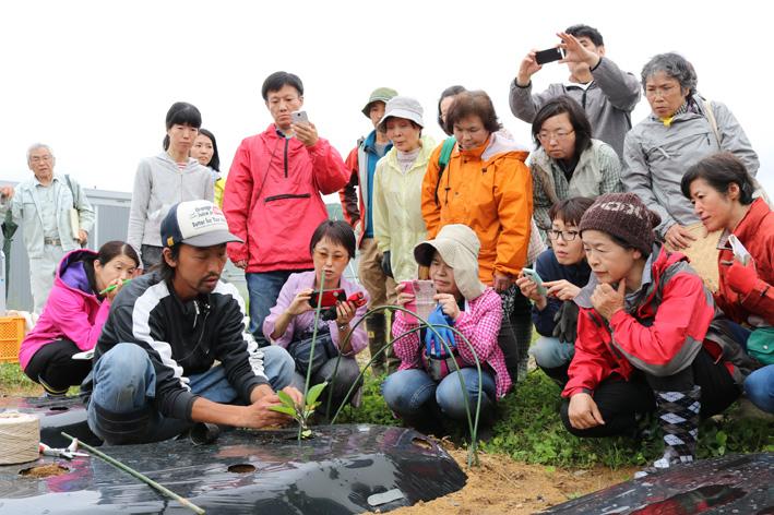 JA都市農村交流全国協議会はJA都市農村交流活動優良事例として最優秀賞にJAはくい(石川)を表彰した。