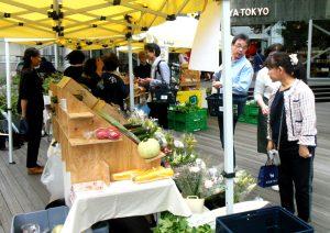 日本協同組合連携機構が食育ソムリエまるしぇ開催