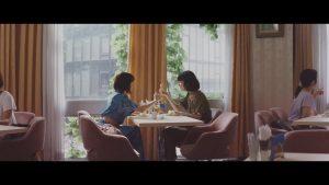 有村架純さんと浜辺美波さん初共演のCM=JA共済