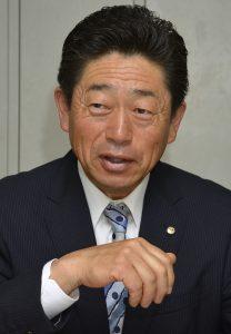 全国野菜園芸技術研究会 会長 渋谷忠宏 氏