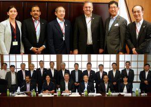 国際協同組合同盟(ICA)のアリエル・グアルコ会長が農水・厚労両省を訪問したほか、日本のICA会員13団体との懇談会に参加