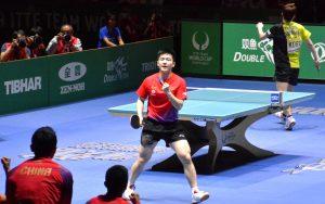 JA全農が特別協賛した「ITTF卓球ワールドカップ団体戦2019TOKYO」が東京体育館で開催