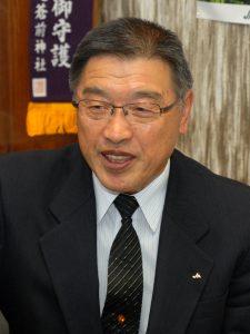 JA新いわて 代表理事組合長 小野寺敬作 氏