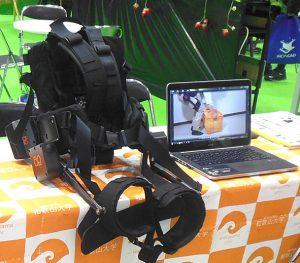 2019国際ロボット展和歌山大ベンチャーパワーアシストスーツ