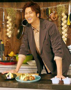JA全農「みのる食堂」とのコラボメニュー等を俳優の速水さんが紹介