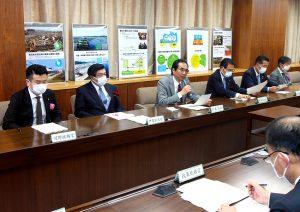 農水省が地震災害対策・原子力災害対策の合同本部開催
