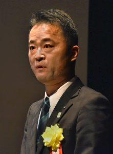 JA営農指導実践全国大会最優秀賞山形・JA山形市 鈴木公俊さん