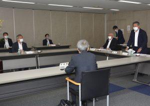 全国農協観光協会が総会開き、田波会長を再任、新専務に青木氏を選任