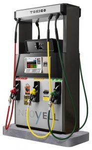 ガソリン計量機新製品「NEOYELL」=トキコシステムソリューションズ
