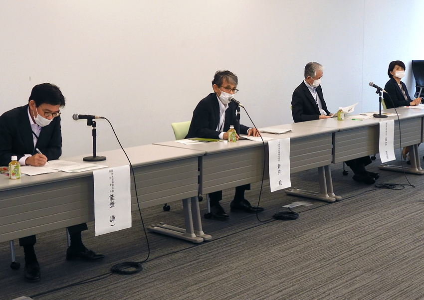日本政策金融公庫が農林水産事業の業務報告会