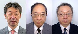 農水省事務次官・枝元氏、官房長・横山氏、経営・光吉氏