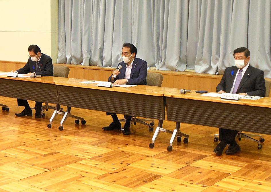 農水省が緊急災害対策本部開催、被害状況等報告