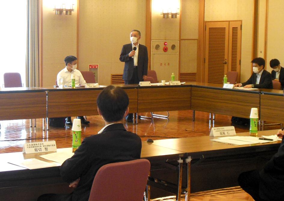 農水・国交・経産各省が「2020年代の総合物流施策大綱に関する検討会」の初会合