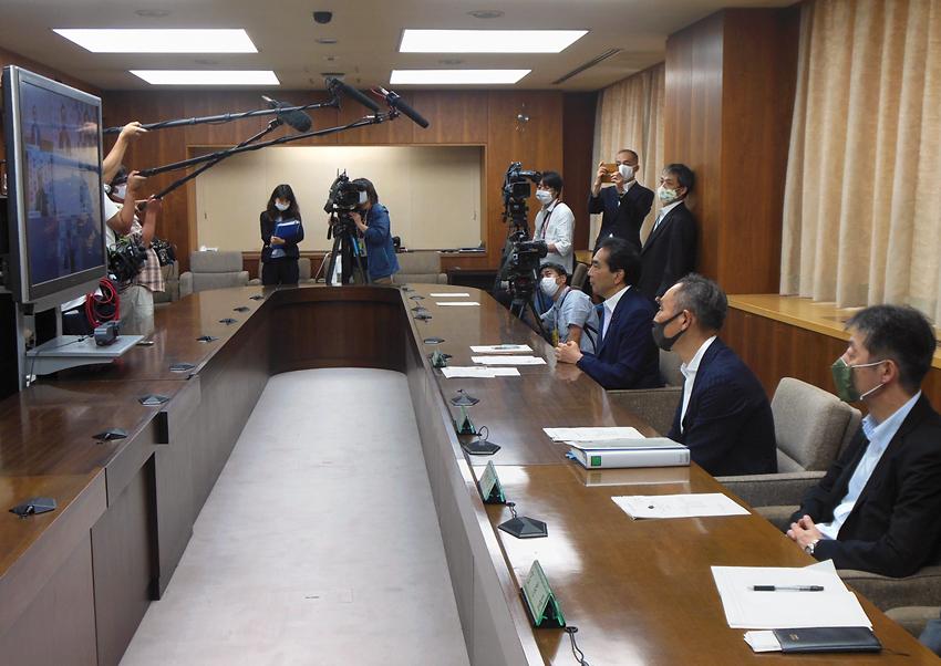 農水省がGo To Eatキャンペーンで知事との意見交換会