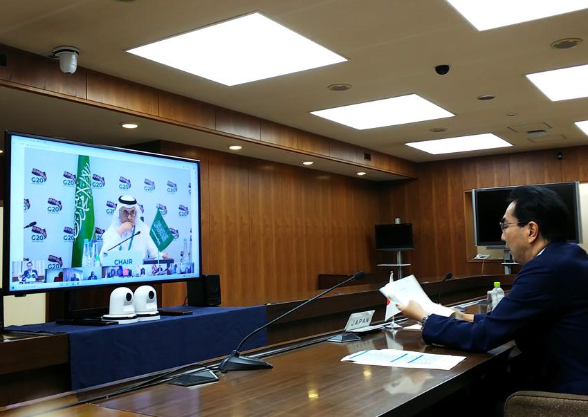 G20農業・水大臣会合に江藤農林水産大臣が出席