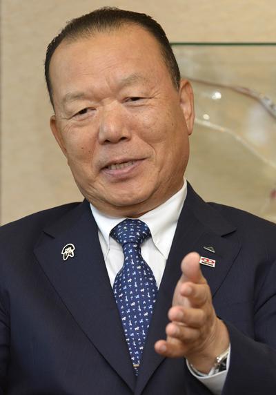 JA全農菅野幸雄経営管理委員会会長「JA全農の〝舵取り〟に向けて」