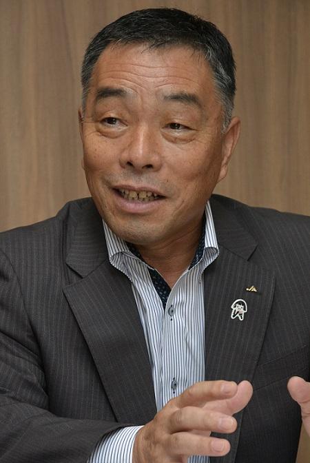 文化厚生連・八木岡努会長