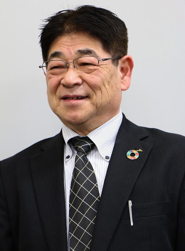 JAぎふ常務理事武藤隆志氏