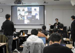 日本農業経営大学校で築地本願寺の安永宗務長が特別講義