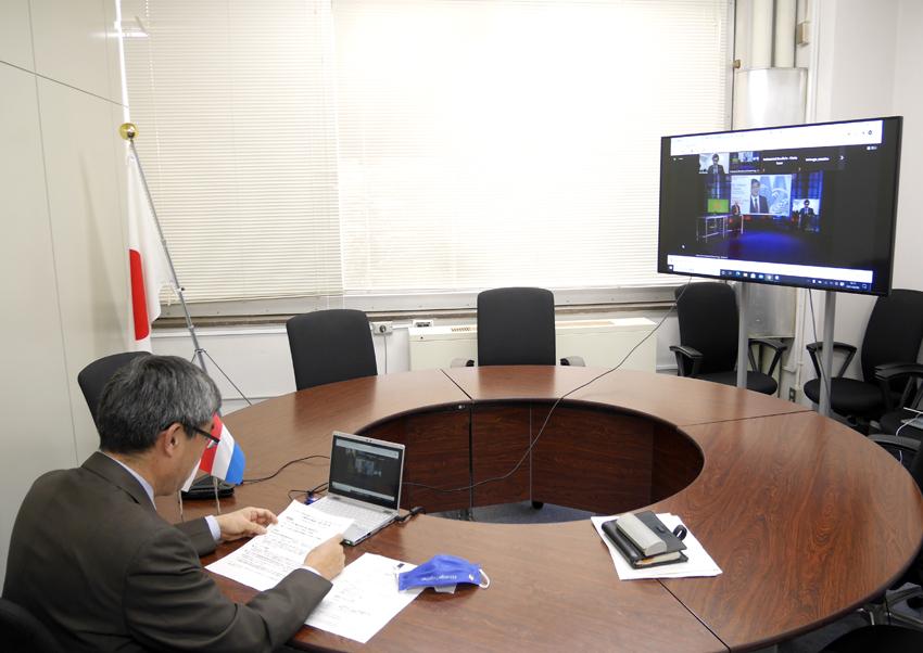 農水省がオランダ主催のデジタルミッションに参加協力、大澤氏が農業施策を紹介