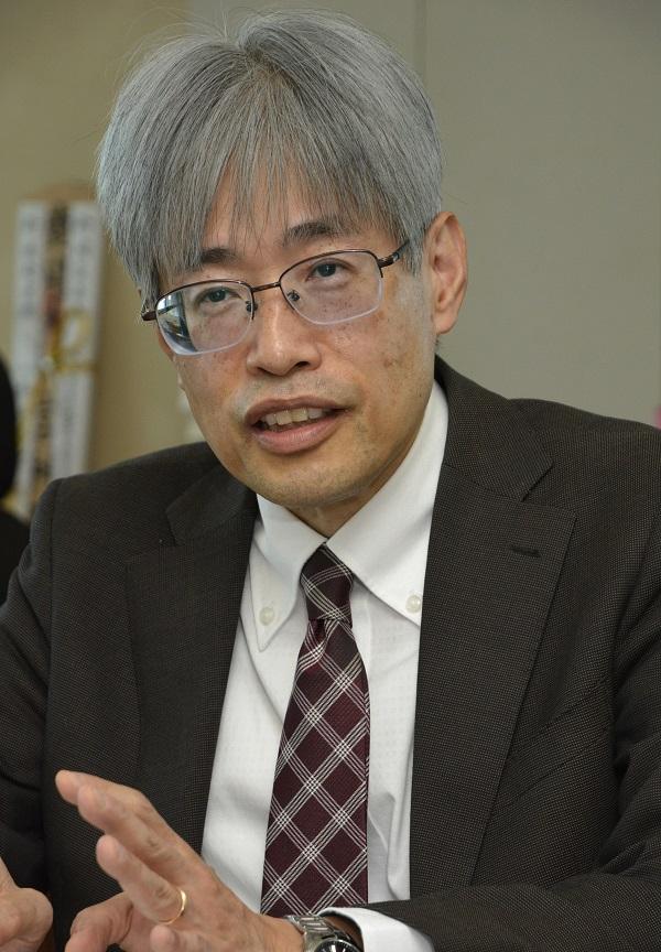 環境省・和田篤也総合環境政策統括官