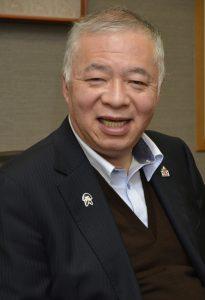 アグベンチャーラボ専務理事(JA全農参事)落合成年氏