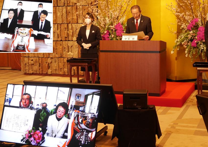 全中・NHKが「第49回」「第50回」日本農業賞の受賞者を表彰