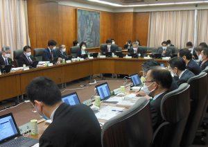 農水省食農審企画部会が2年度白書案を審議・承認