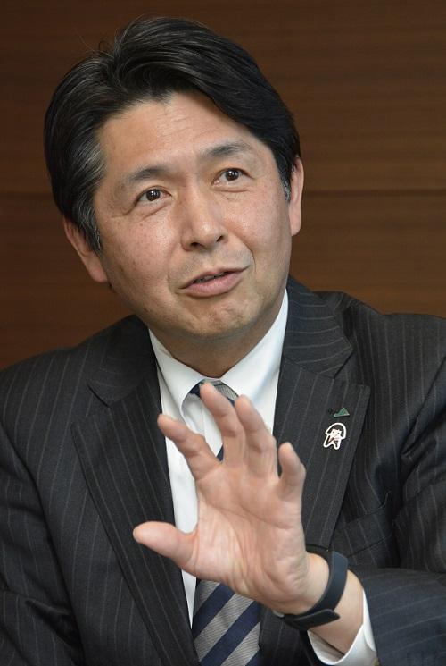 JA共済連村山美彦代表理事専務