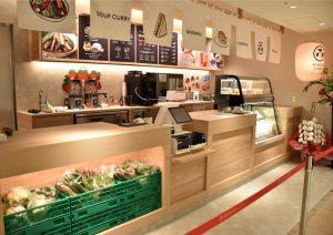 JA全農が直営飲食店舗「みのりカフェアミュプラザ博多店」開業