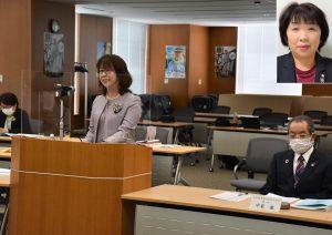 JA女性協が総会開き、洞口新会長就任
