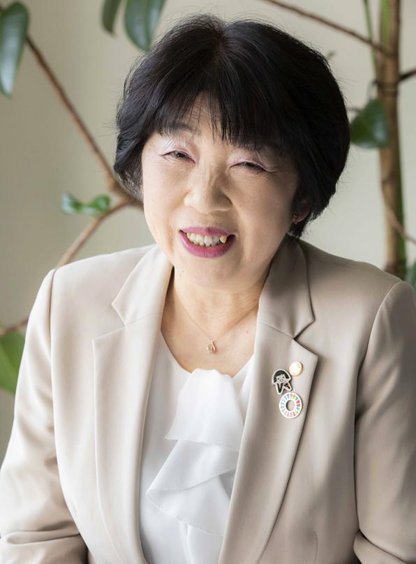 JA全国女性組織協議会洞口ひろみ会長