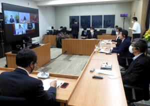 農相が東南アジア各国と持続可能な農業生産等の共同文書合意