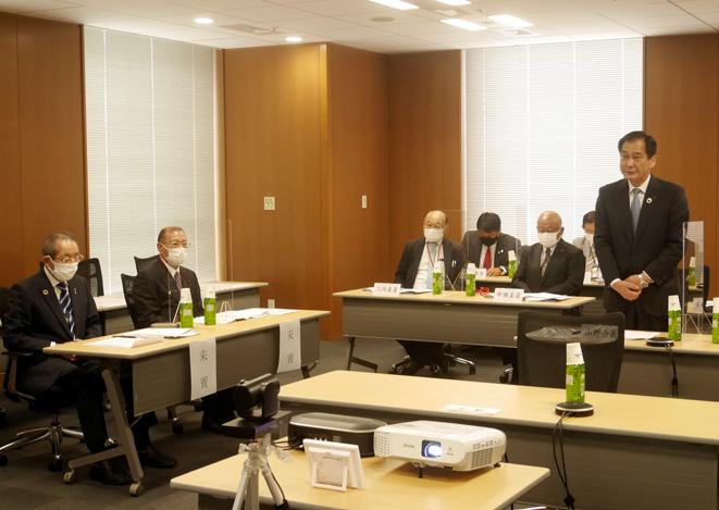 JA全厚連は7月28日、東京・大手町のJAビルで通常総会を開いた。